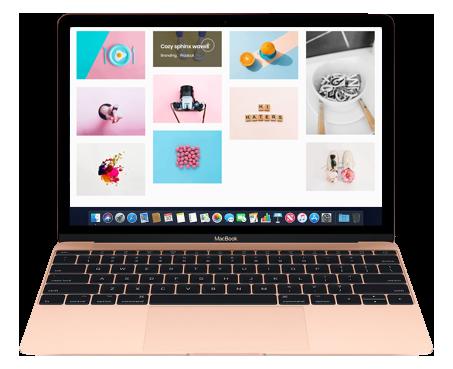 tienda online en ordenador