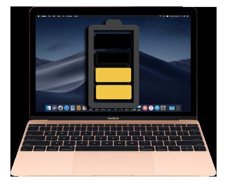 reparar bateria macbook